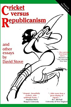 Cricket versus Republicanism by [Stove, David]