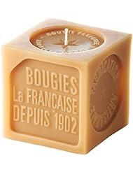 ブジ?ラ?フランセーズ ソープキャンドル オリーブグリーンの香りフランス製