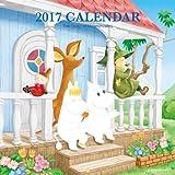 ムーミン壁掛けカレンダー(水彩画) ([カレンダー])