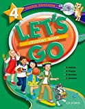 Let's Go 3/E Level 4 Student Book with CD-ROM