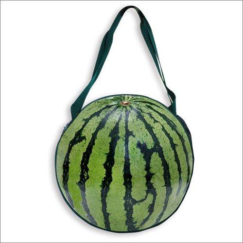 スイカトートバッグ - 真夏の風物詩 美味しそうな西瓜バッグ...