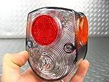 【NO1852】LEDテールランプ・スモークレンズ(リフレクター装備) モンキー/ダックス/カブなど