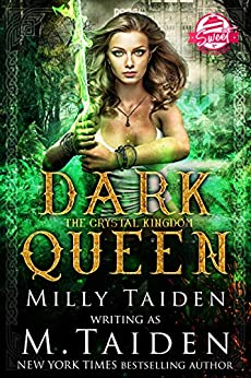 Dark Queen: Clean and Sweet Paranormal Fantasy Romance (The Crystal Kingdom Book 3) by [Taiden, M., Taiden, Milly]