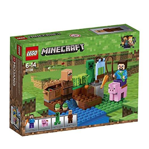 [해외]레고 (LEGO) 마인 크래프트 수박 밭 21138/Lego (LEGO) Mine craft watermelon field 21138