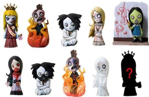 リビングデッドドールズ(Living Dead Dolls) 2インチフィギュア シリーズ3/BOX(25個入り)
