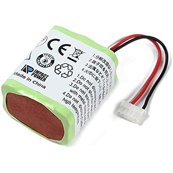 【大容量2,500mAh 6ヶ月保証付き】Braava 380 Mint Plus 5200 ブラーバ&ミント対応 フロア クリーナー 互換バッテリー