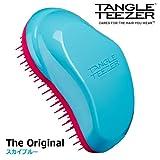 TANGLE TEEZER ORIGINAL BLUE/PINK タングルティーザーオリジナル ブルー・ピンク[並行輸入品]