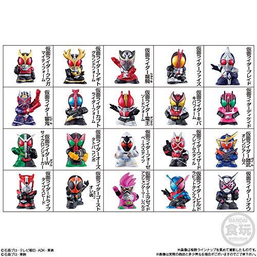 平成仮面ライダーキッズ 20ライダー集結!!編 (20個入) 食玩・清涼菓子 (仮面ライダー)