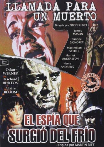 The Deadly Affair - Llamada para un muerto + The Spy Who Came In From The Cold - El esp?a que surgio del frio