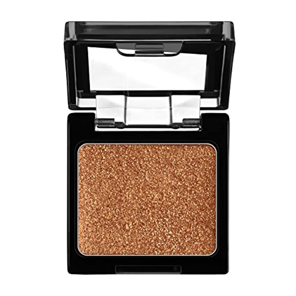 パートナー軽食水を飲むWET N WILD Color Icon Glitter Single - Brass (NEW) (並行輸入品)
