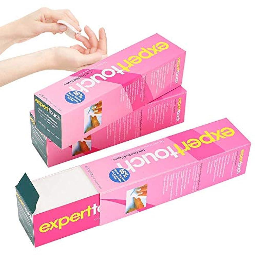 アレルギー性付与無数の975個の多機能使い捨てコットンシート使い捨てネイルポリッシュリムーバーワイプパッドネイルジェルクリーナーワイプクリーニングパッド