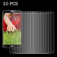 携帯電話用強化ガラスフィルム LG G2ミニ/ D620の0.26mmの9H表面硬度2.5D防爆強化ガラススクリーンフィルムのための10 PCS 強化ガラスフィルム