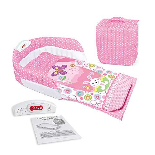 OBOC ベビー安全ベッド 赤ちゃんベッドインベッド 新生児携帯式旅行ベッド