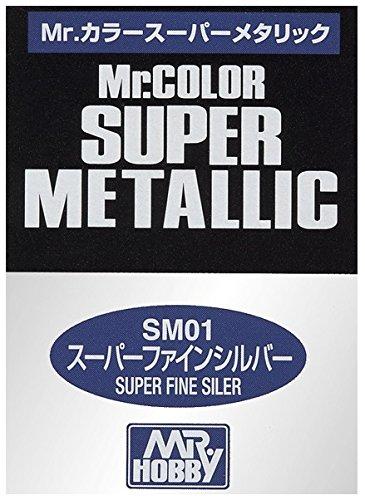 スーパーファインシルバー SM01 【HTRC 3】