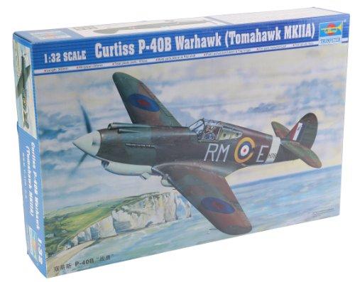 1/32 カーチス P-40B ウォーホーク