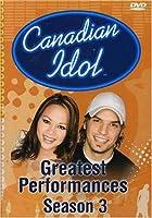 Canadian Idol: Season 3 [DVD]