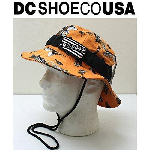 DC SHOE(ディーシーシュー) バケットハット メンズ DC BUCKET NKH6/DWR(耐久性撥水)加工済(DCSHOE ディーシーシュー)
