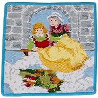 [ フェイラー ] Feiler ハンカチ タオル 25×25cm ハンドタオル フェアリーテイル Wash Cloth 童話 タオルハンカチ ミニタオル 上質 プレゼント プチギフト