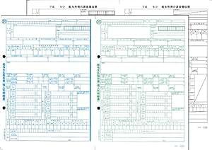 オービックビジネスコンサルタント 09-SP6109-A18 単票源泉徴収票(平成30年分)