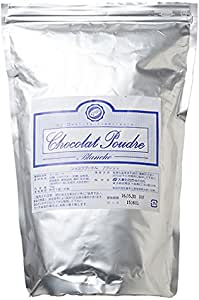 【冷蔵便】ホワイトチョコレートパウダー / 1kg TOMIZ/cuoca(富澤商店)