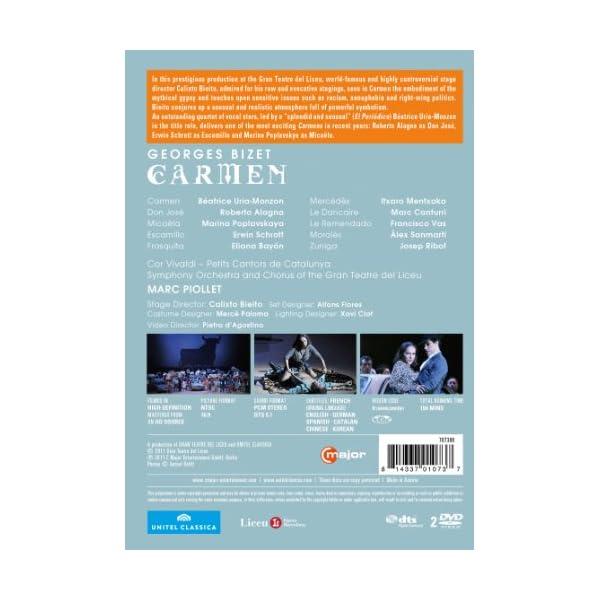 Carmen [DVD] [Import]の紹介画像2