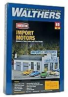 Walthers Inc. Import Motors Kit 7-1/4 X 5-3/8 X 3-7/8 18.4 X 13.6 X 9.4cm [並行輸入品]
