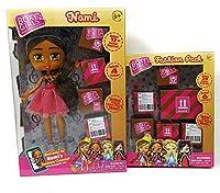 人形 子供 幼児 女の子 遊び 屋内 遊び ボクシー 女の子 ノミ ファッション パック おまけのファッション人形 ドレス1体 異なる場合があります