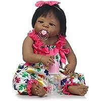 SanyDoll Rebornベビー人形ソフトSilicone 22インチ55 cm磁気Lovely Lifelike Cute Lovely Baby b0763l9 C3h