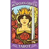 タロットカード モーガン グリア タロット スタンダードサイズ Morgan-Greer Tarot deck 英語のみ [正規品]
