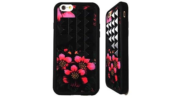 2e477e4df3 Amazon | wildflower ( ワイルドフラワー ) ロサンゼルス デザイン ブラック スタッズ ジプシー ピラミッド iphone6ケース  Gypsy Floral Black Pyramid iPhone 6 Case ...