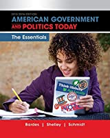 American Government and Politics Today + Mindtap Political Science Access Code: The Essentials 2015-2016 (I Vote for Mindtap)