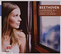 Beethoven - Piano Concerto 5 / Les Adieux Sonata by Ludwig Van Beethoven (2008-02-19)