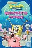 SpongeBob Squarepants Underwater Friends (Popcorn starter readers) 画像