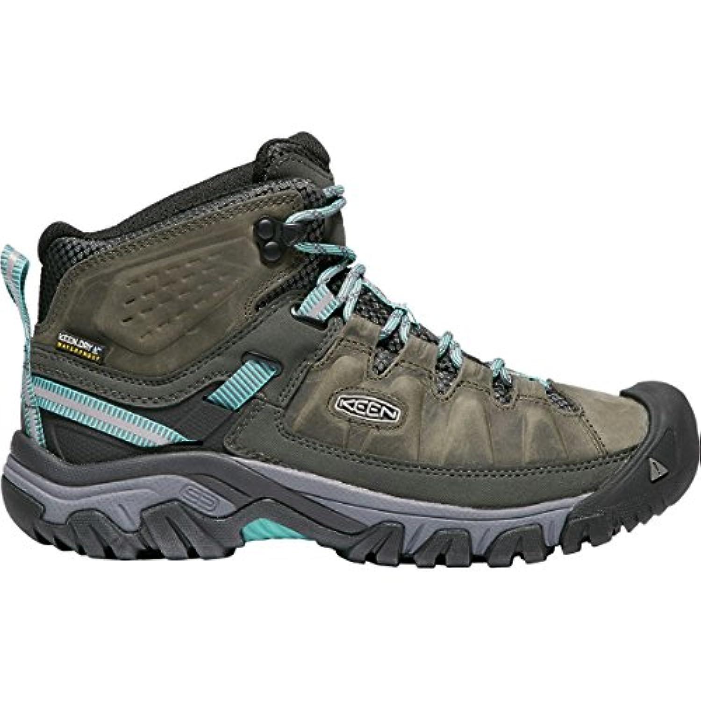 [キーン] レディース ハイキング Targhee III Mid Waterproof Hiking Boot - [並行輸入品]