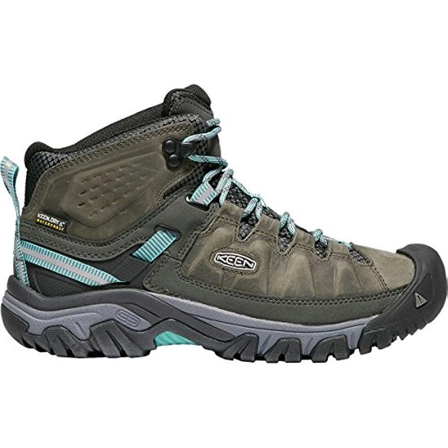 是正するからかう避難[キーン] レディース ハイキング Targhee III Mid Waterproof Hiking Boot - [並行輸入品]