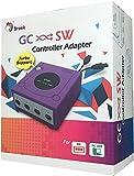 Brook GC to SW Controller Adapter ニンテンドースイッチでゲームキューブコントローラーが使えるアダプター [SRPJ-1889]