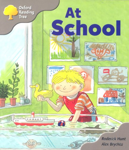 Oxford Reading Tree: Stage 1: Kipper Storybooks: Pack (6 books, 1 of each title)の詳細を見る