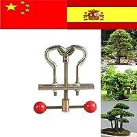 盆栽ツール木の枝変調トランクlopperレギュレータ実用的な手の同点機ガーデンプルーナーシアーズFerramenta:中国
