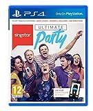 ビール片手:究極のパーティー(PS4)  Singstar: Ultimate Party (PS4)