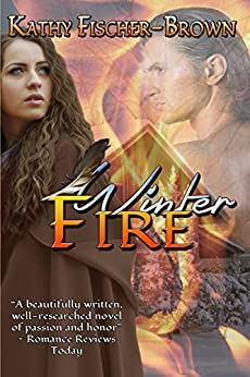 Winter Fire by [Fischer-Brown, Kathy]