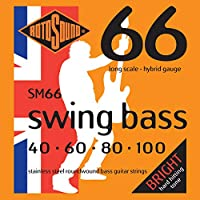 ROTOSOUND/ロトサウンド ROT-SM66 [40-100] ベース弦