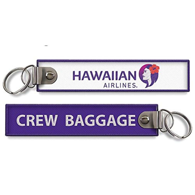 ハワイアン航空 Hawaiian Air Lines キーチェーン ? ネックストラップ