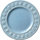 ウェッジウッド 皿 21cm ブルー クイーンズウェアコレクション フェスティビティ プレート FEB P21