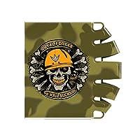 Bunkerkings / BKNR Kings Knuckle Buttタンクカバー–45–88ci–ロイヤルForces