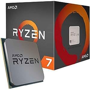 AMD CPU Ryzen7 1800X AM4 YD180XBCAEWOF