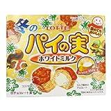 【クリスマスお菓子】冬のパイの実 ホワイトミルク(10個)  / お楽しみグッズ(紙風船)付きセット