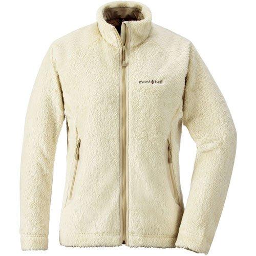 モンベル クリマエア ライニングジャケット レディース アイボリー(IV) XS