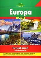 Europe Road Atlas 2011