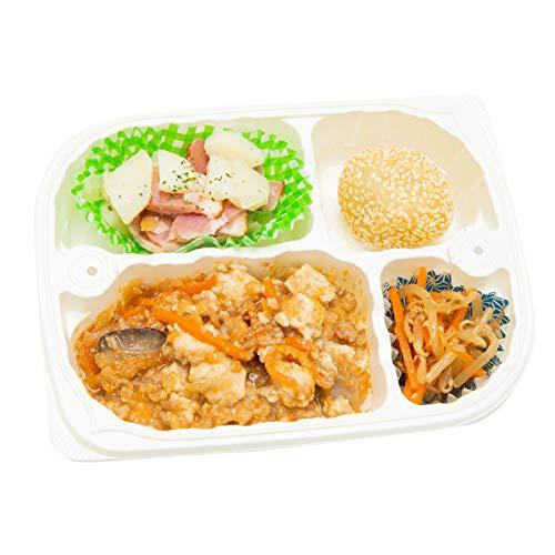 みしまの御膳ほのか たんぱく調整食(冷凍弁当)麻婆豆腐 低たんぱく 塩分調整 冷凍食品 220g