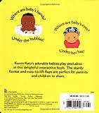 Where Is Baby's Belly Button? (Karen Katz Lift-the-Flap Books) 画像
